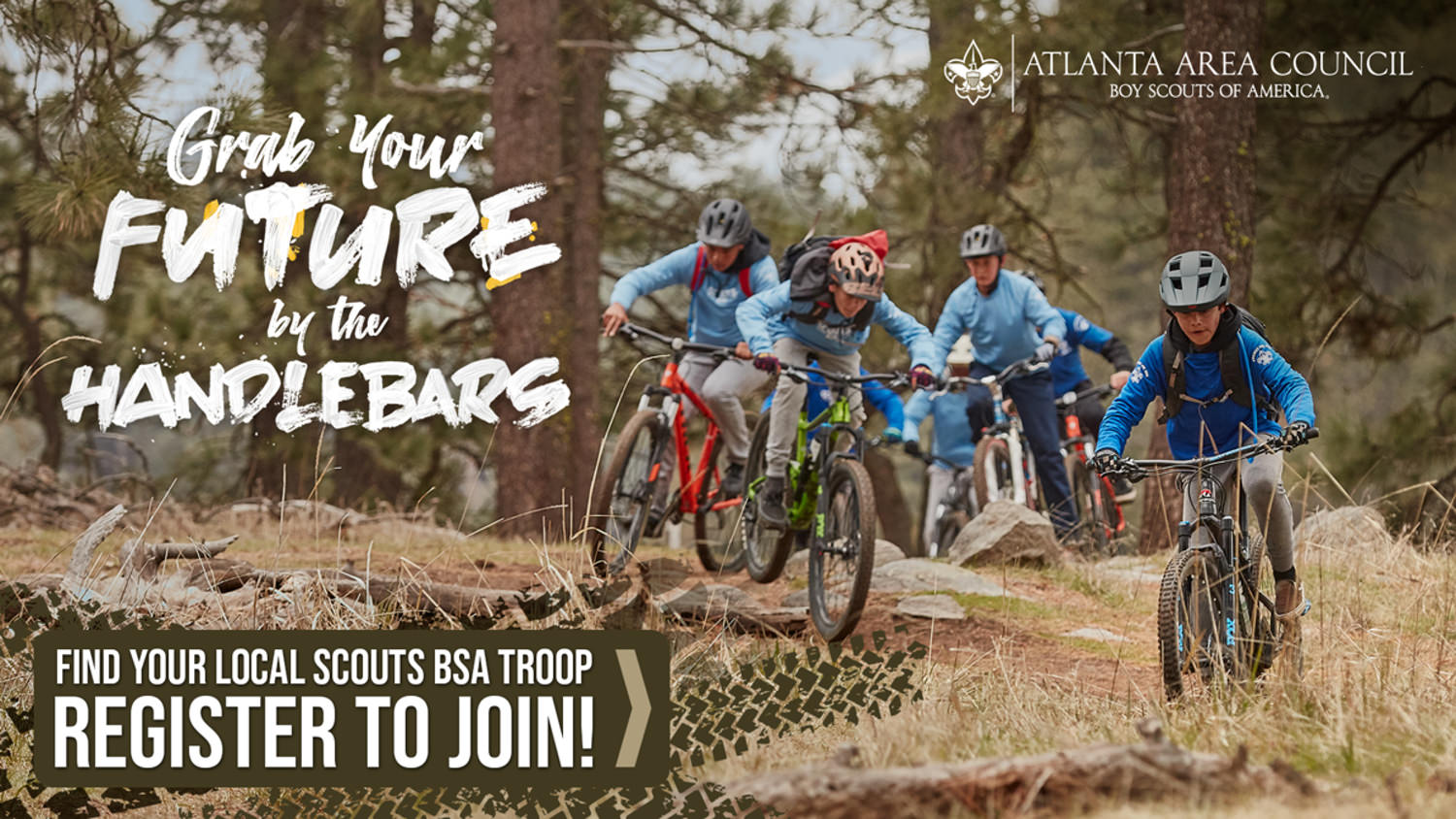 Find Your Local Troop!
