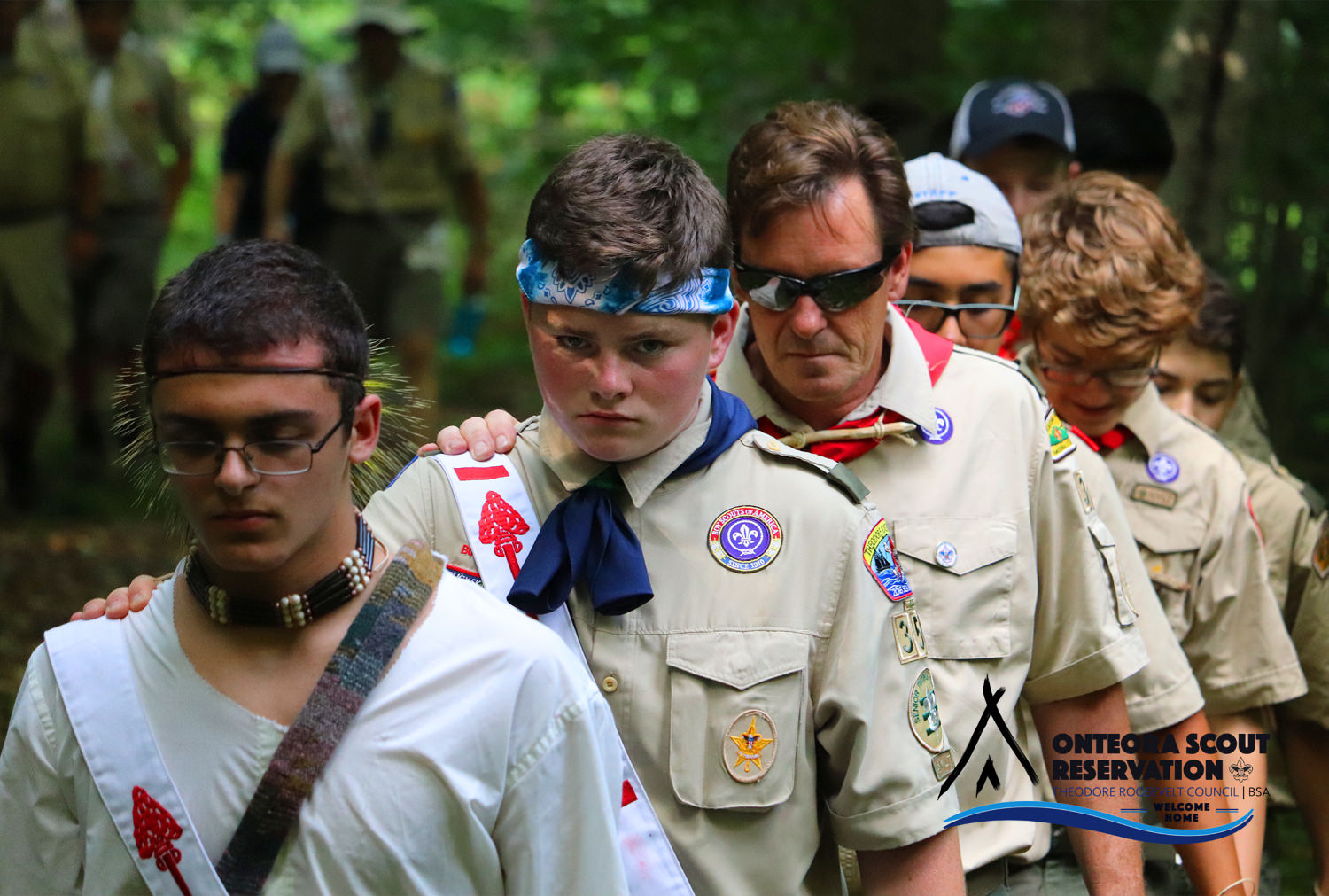 Summer Camp Gallery | Onteora Scout Reservation | Theodore
