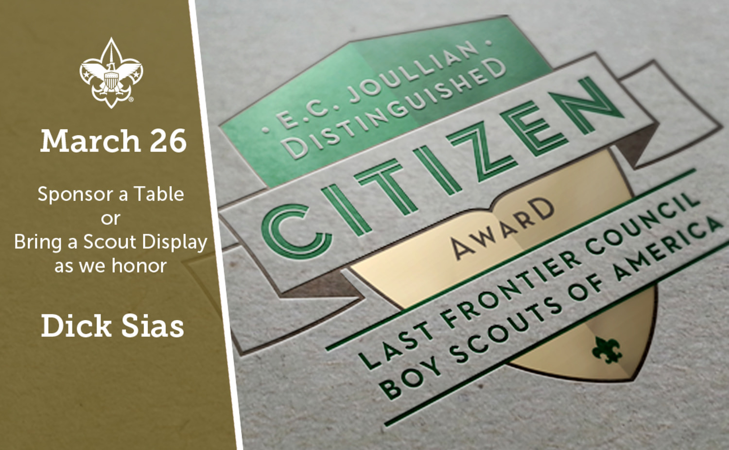 Distinguished Citizen Award