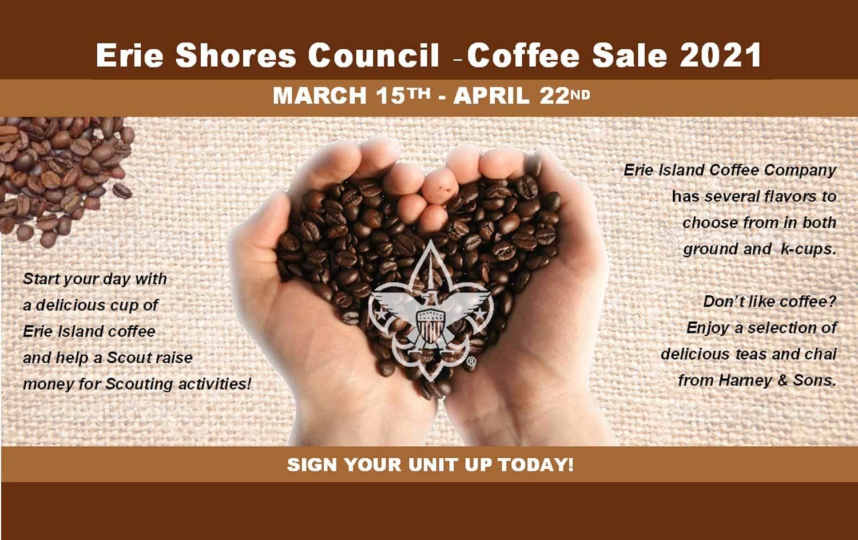 2021 Coffee Sale