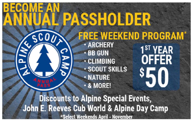 Alpine Scout Camp