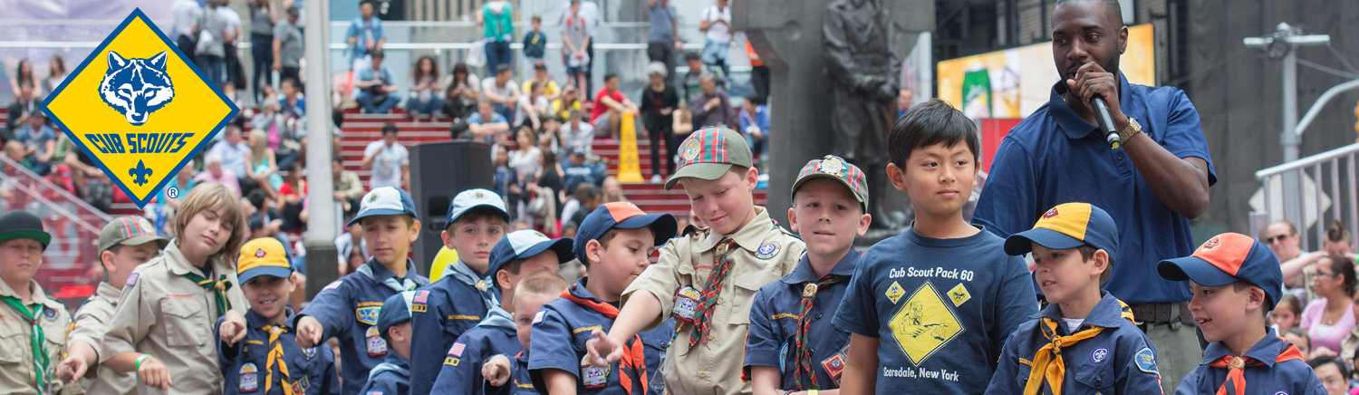 Programs: Cub Scouts   Greater New York Councils