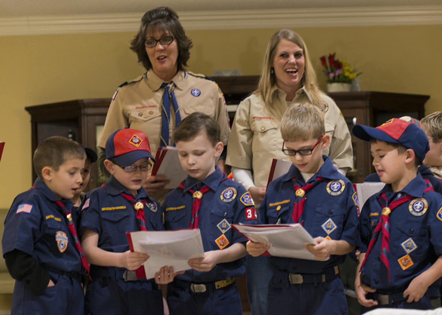Family Scouting Packs | Cascade Pacific Council, BSA