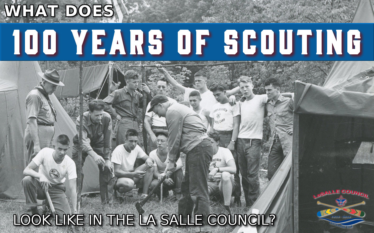 100 Years if Scouting