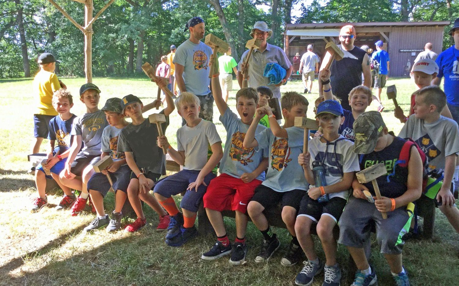Cub Scout Summer Camp | Mid-Iowa Council 177