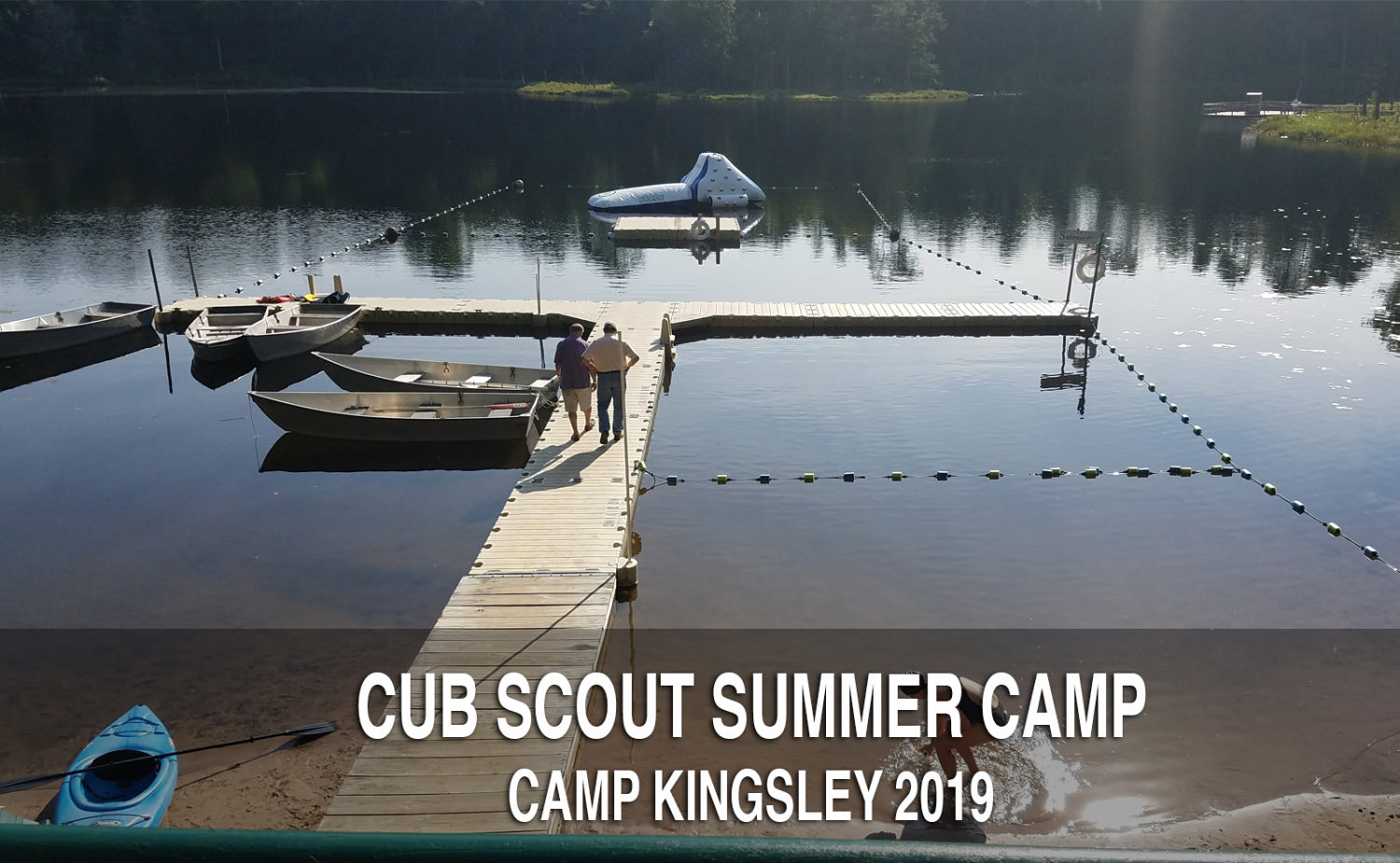 Cub Scout Summer Resident Camp | Leatherstocking Council