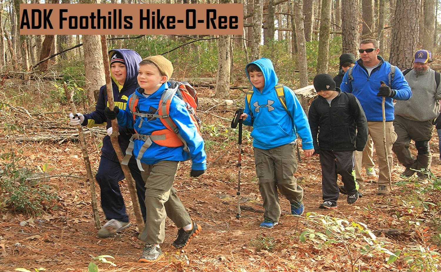 Cub Scout ADK Hike-O-Ree Oct 3rd