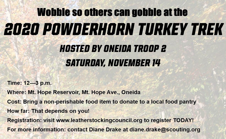 Powderhorn's Turkey Trek