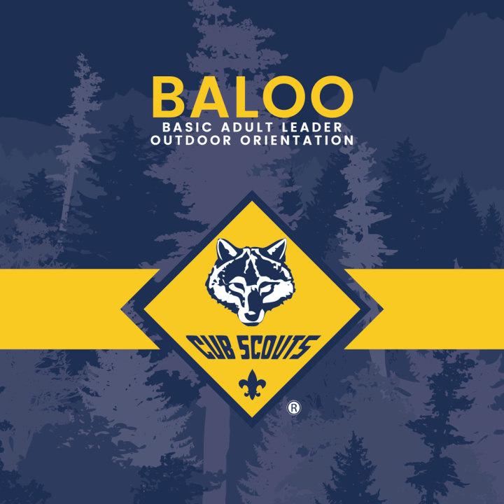 BALOO Basic Adult Leader Outdoor Orientation