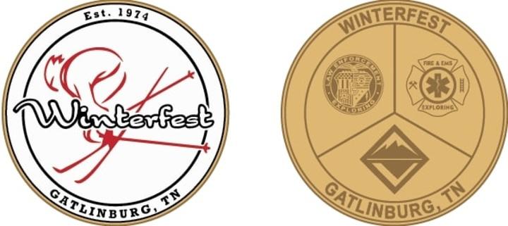 Challenge Coins for BSA Winterfest