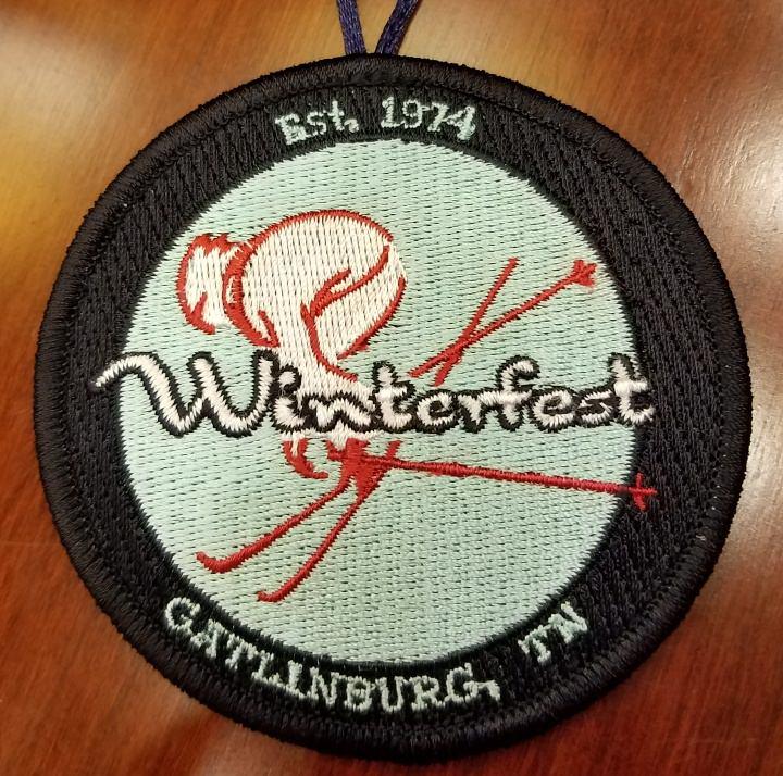 Winterfest patch