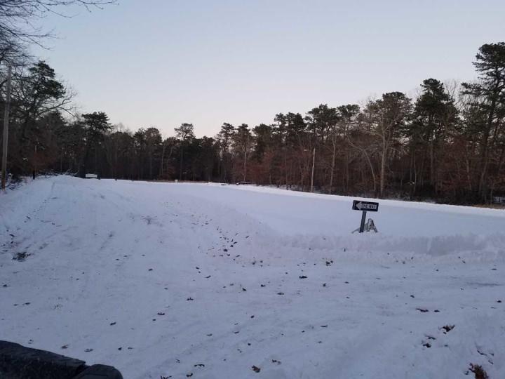 Big Snow Strorm