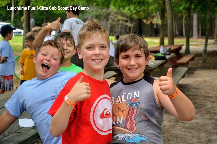 Citta Day Camp | Jersey Shore Council