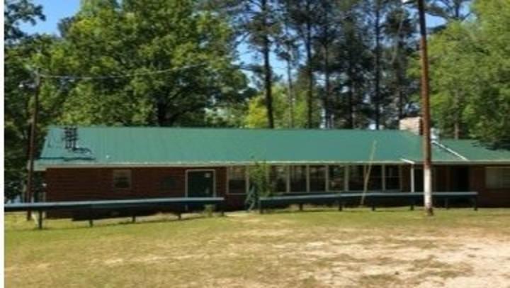 Dining Hall at Camp Daniel Marshall
