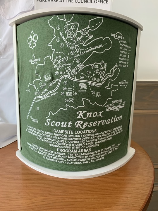 Knox Scout Reservation Shirt