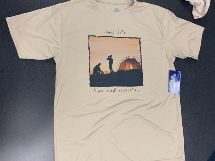 Camp Life Short Sleeve T-Shirt