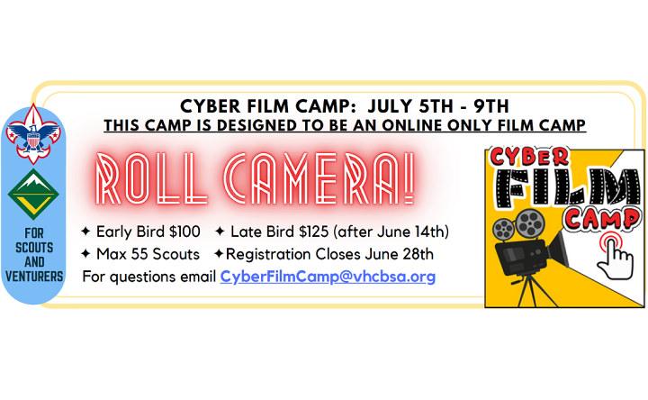 Cyber Film Camp