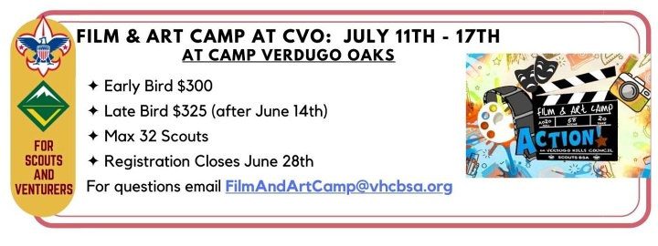 Film and Art Camp