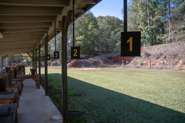 Rifle and Shotgun Ranges