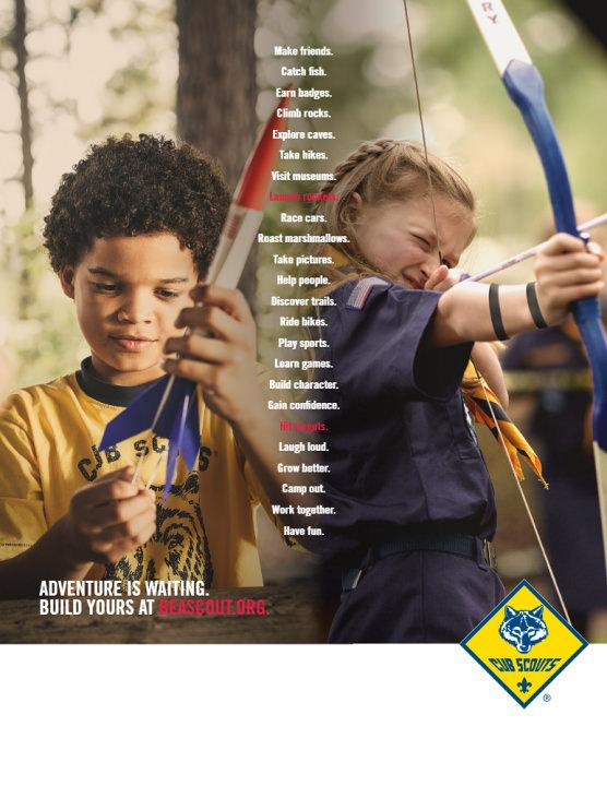 Cub Scouts | Gateway Area Council BSA