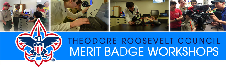 Merit Badge Workshops | Onteora Scout Reservation | Theodore