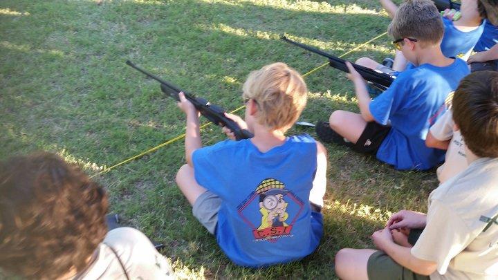 Cub Scout Day Camps | Last Frontier Council | 480