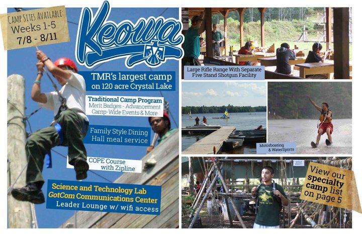 Camp Keowa