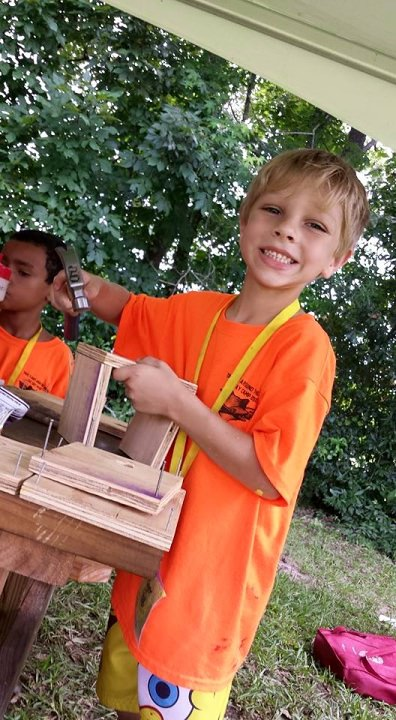 Cub Scout Summer Camp | Evangeline Area Council