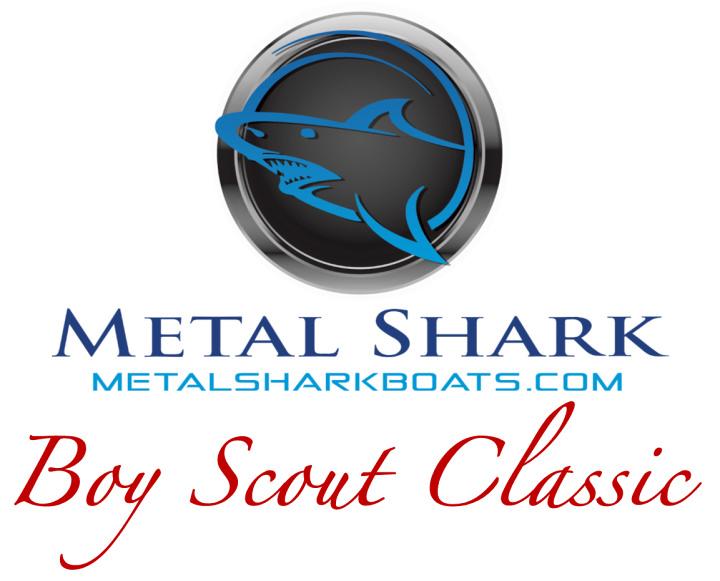 Metal Shark Boy Scout Classic Logo