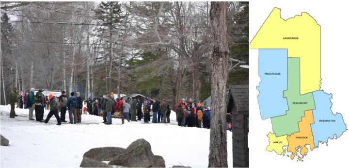 Penobscot Valley District | Katahdin Area Council Boy Scouts