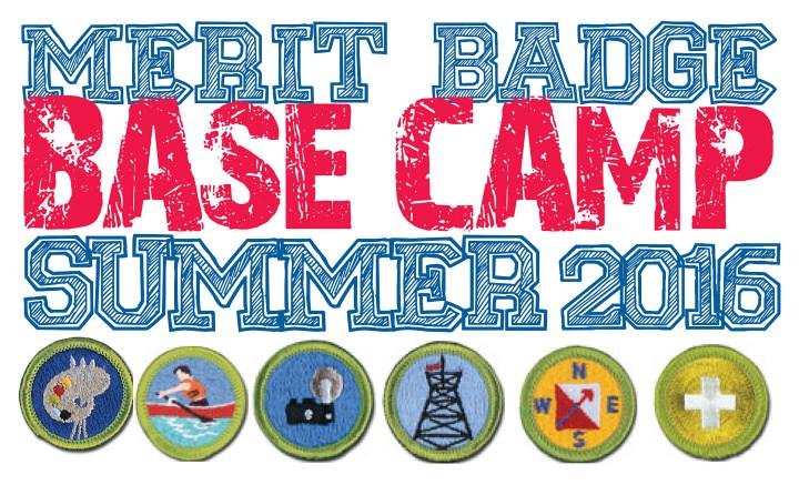 Merit Badge Base Camp Greenwich Council BSA