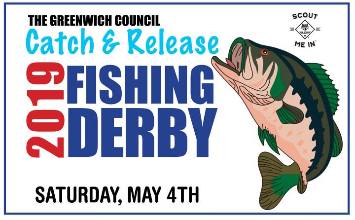 Fishing Derby 2019 | Greenwich Council BSA
