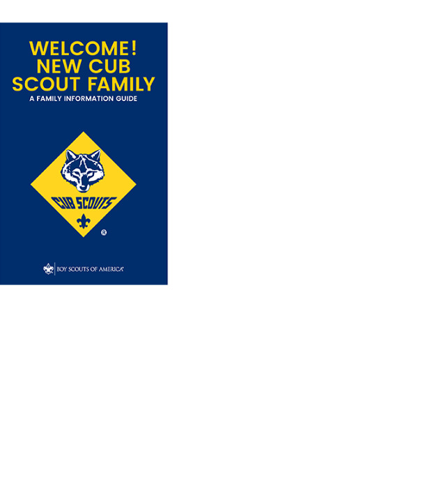 Download the Family Guide to Cub Scou