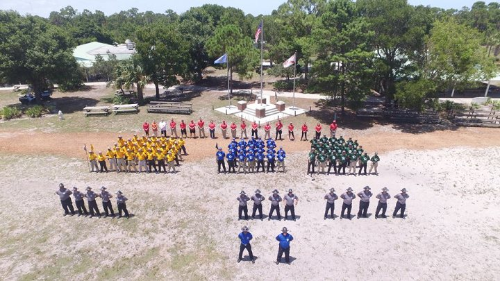 Law Enforcement Explorer Academy | Gulf Stream Council