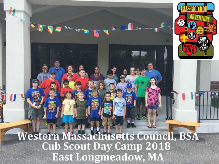 Cub Scout Day Camp - East Longmeadow | Western Massachusetts Council