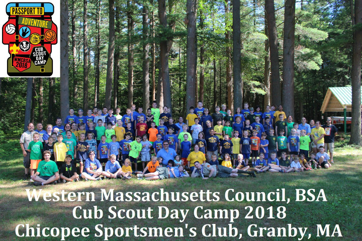 Granby Day Camp | Western Massachusetts Council