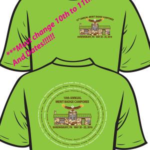 T-Shirt - T90 MBC - Adult XL