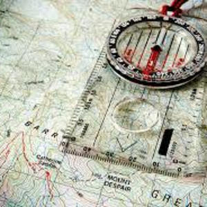 Map, Compass, and GPS