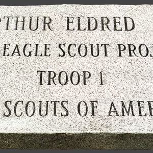 Bailey Monument will provide a free granite marker for your Eagle Project.