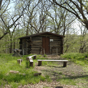 Cabin in Bucksin Area