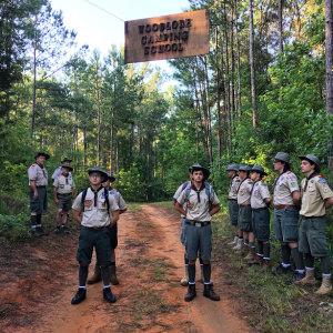 Woodlore Camping School