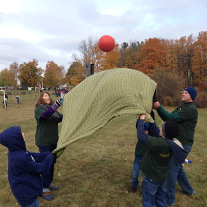 Cub Scout Fall Fun Day Games