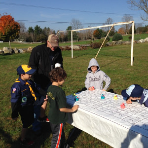 Cub Scout Fall Fun Days - Duck Races