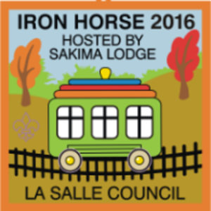 2016 Iron Horse Patch