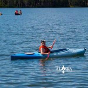 Boy Scout Kayaking