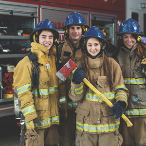 Fire and EMS Explorers