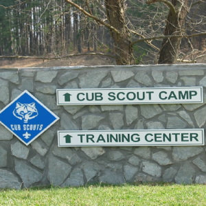 Cub Camp Camp
