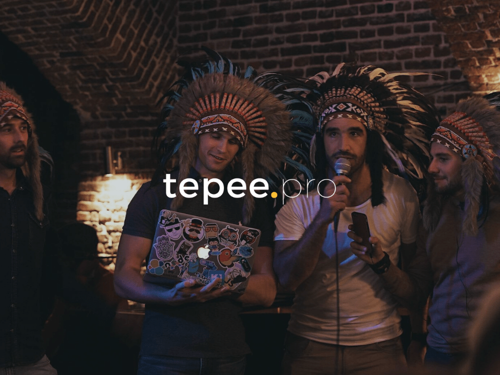 New version on Tepee.pro