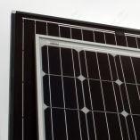 پنل خورشیدی 280 وات مونو کریستال سولار ورلد