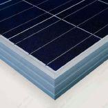 پنل خورشیدی 100 وات پلی کریستال یینگلی